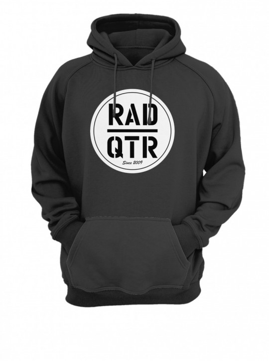 RadQuartier Classic Logo Hoody