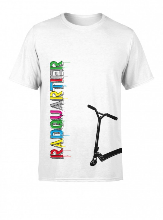 RadQuartier Scooter Shirt